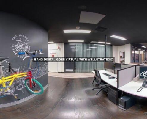 Bang Digital Virtual tour