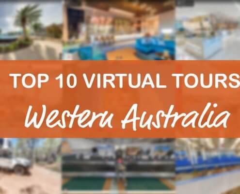 Top 10 Virtual Tours Western Australia